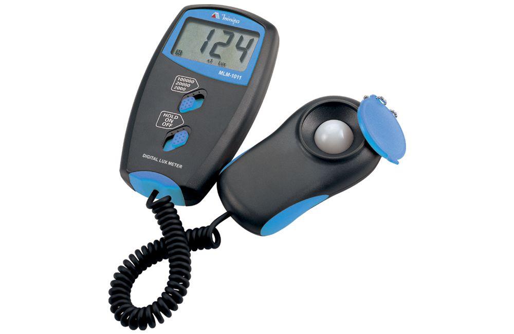 Luxímetro Digital 100000 LUX MLM-1011 - MINIPA