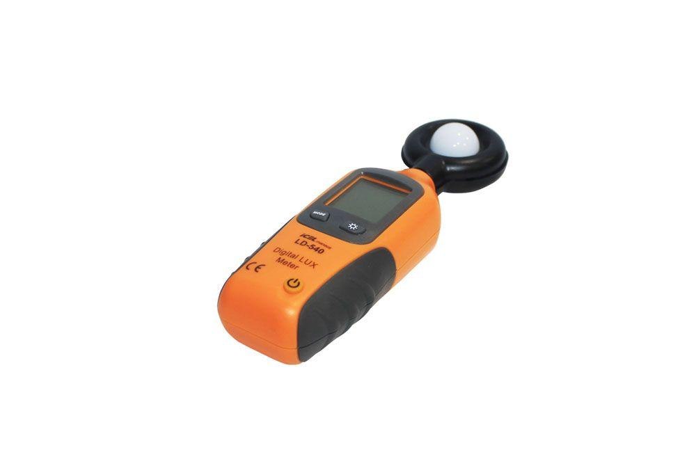 Luxímetro Digital de 0 a 200.000 Lux LD-540 - Icel