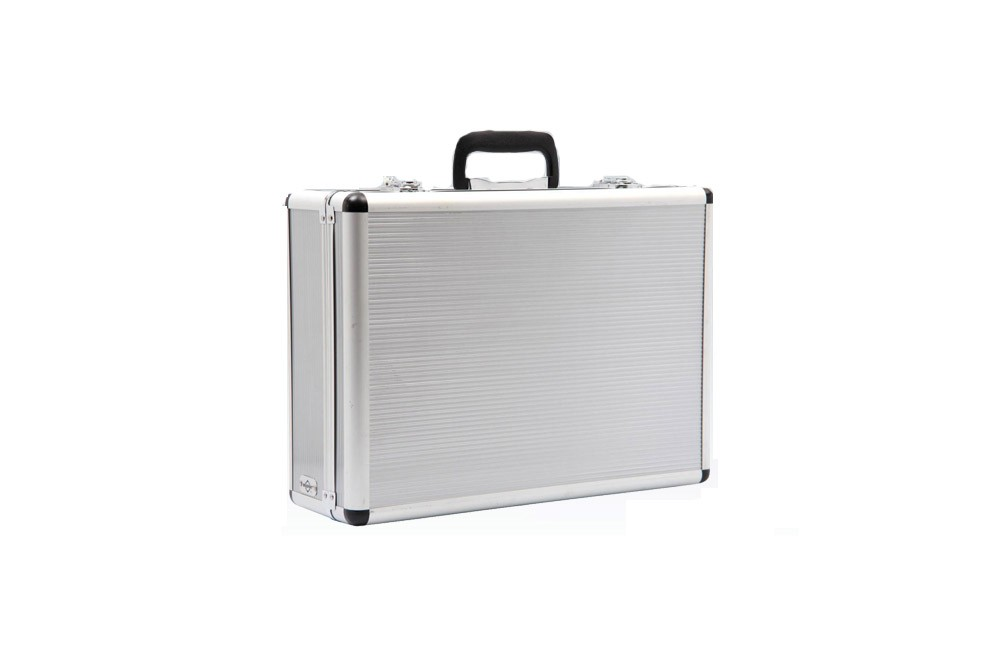 Maleta de Alumínio para Ferramentas 39x24x09 até 4 Kilos - Brasfort