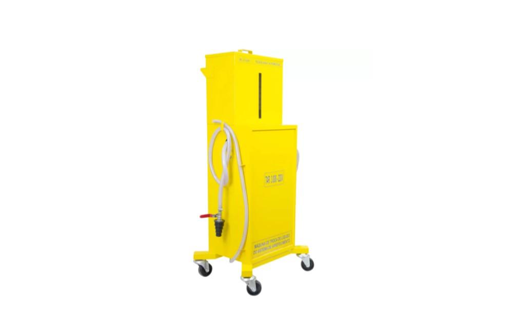 Maquina de Troca de Líquido de Arrefecimento TAR3000GII - PLANA