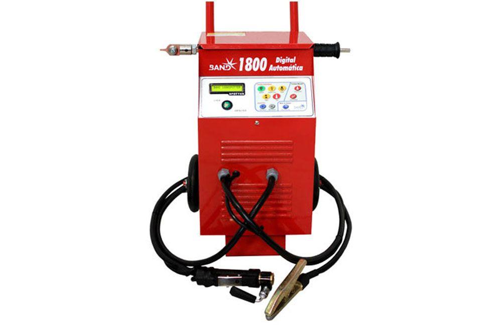 Máquina  para Reparo de Lataria Digital Spotter 1800 220V - BAND