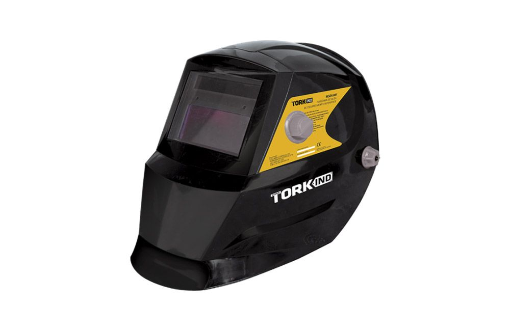 Máscara de Solda Automática com Regulagem 9 a 13 MSEA801 - Super Tork