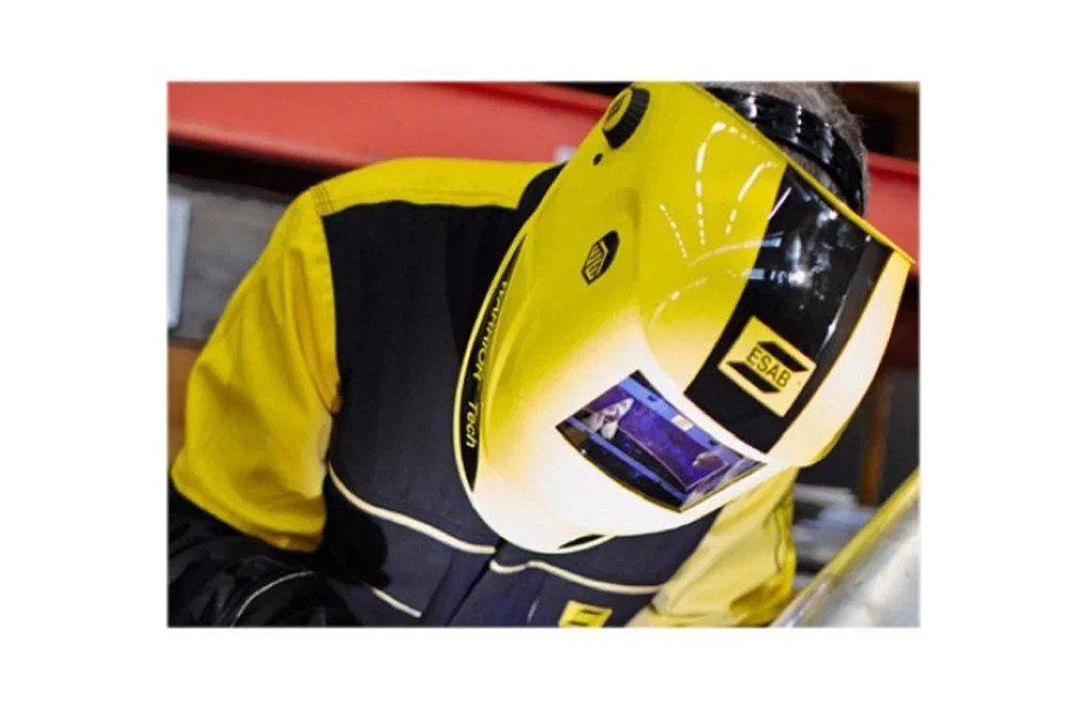 Máscara de Solda com Escurecimento Automático de 9 a 13 Esab Warrior Tech