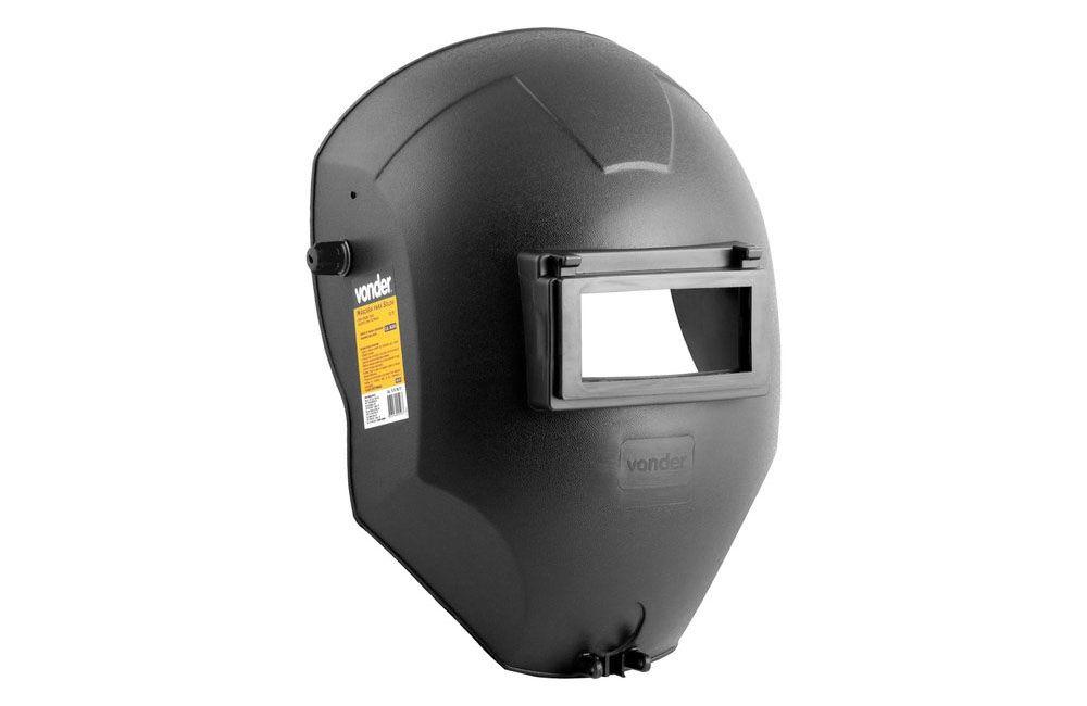 9014f8a05766c Máscara Para Solda Visor Fixo Com Catraca VD721 - VONDER - COFERMETA S.A ...