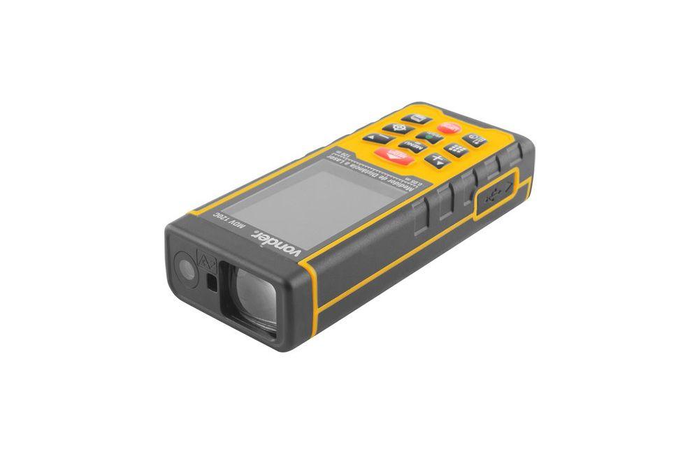 Medidor de distância a laser com câmara 120 metros MDV 120C - VONDER