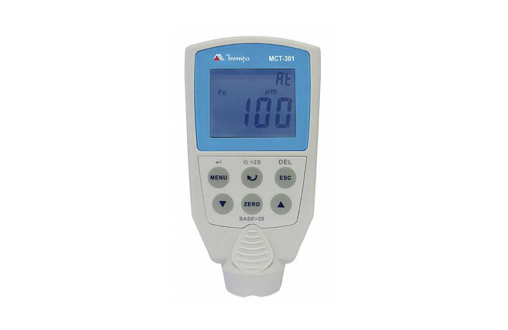 Medidor de Espessura de Camada MCT-301 - MINIPA