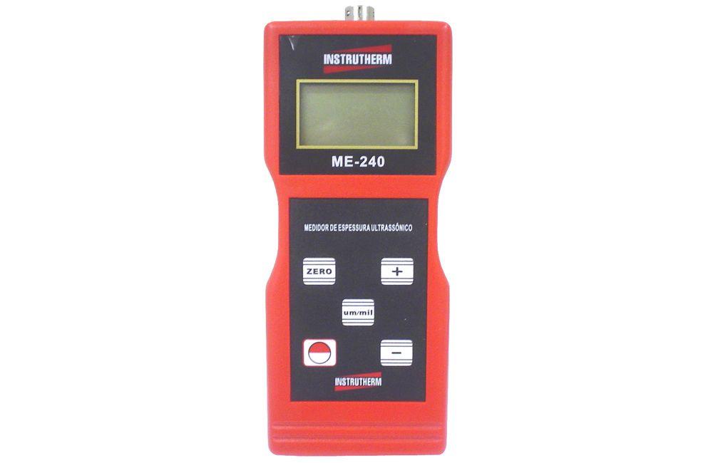 Medidor de Espessura de Camada ME-240