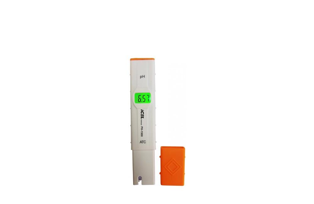 Medidor de PH Portátil Digital PH-1500 - Icel
