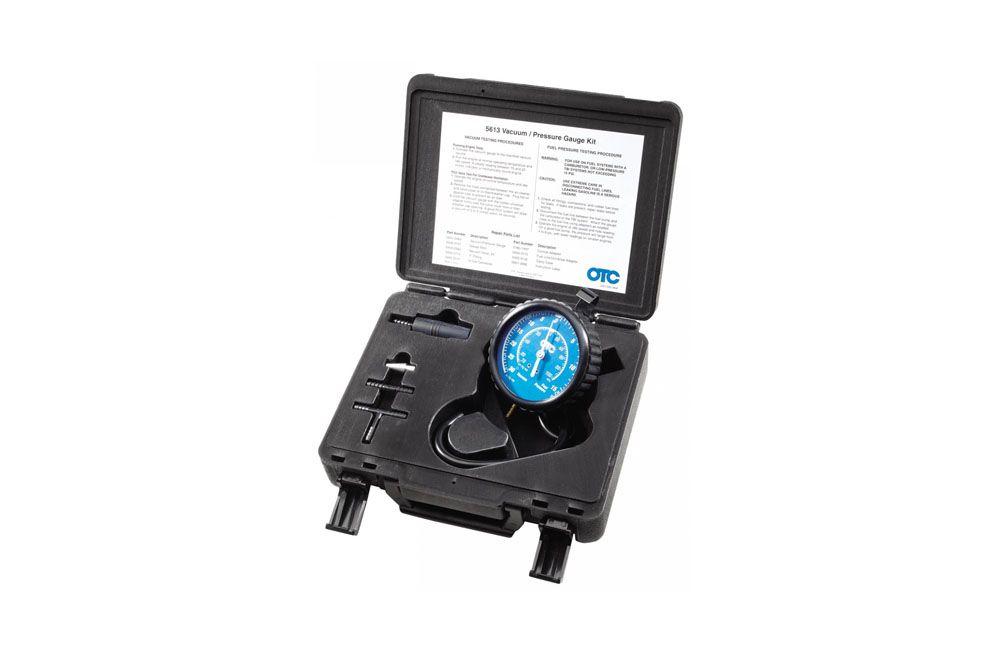 Medidor de Pressão e Vácuo do Motor para Motos OTC 5613