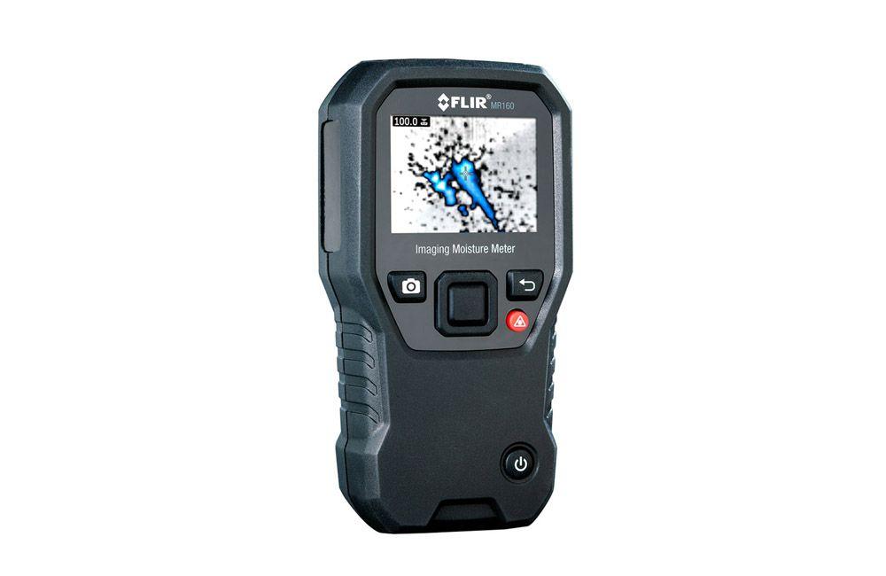Medidor de Umidade com Imagem Térmica Flir MR160
