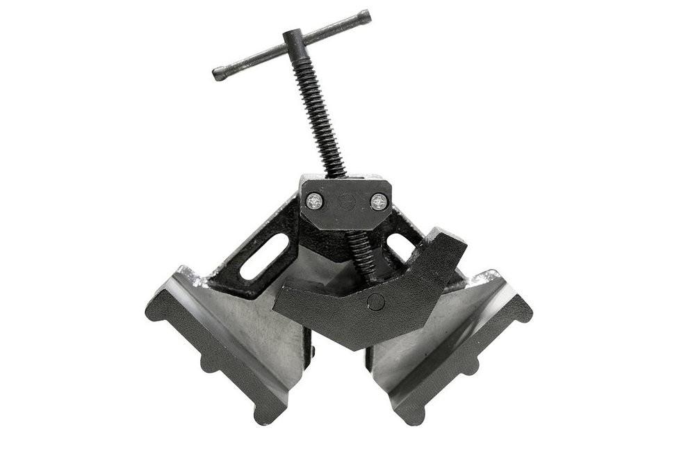 Morsa Angular 4'' 90 Graus Ferro Fundido - VONDER