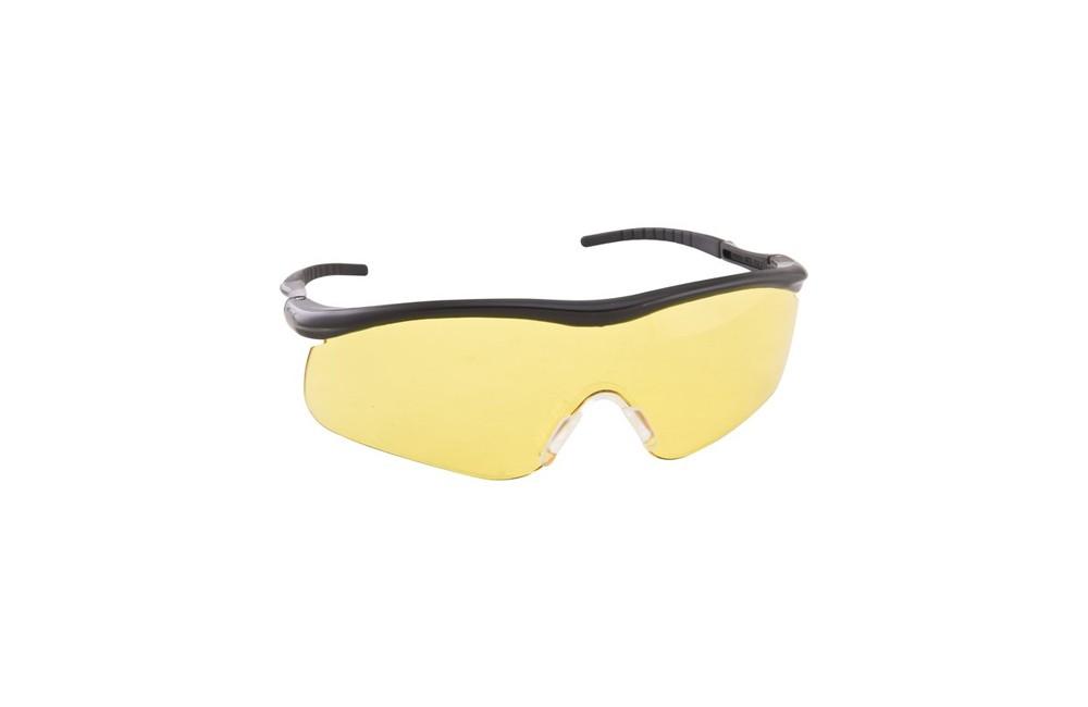 a6763691b4634 Óculos de Proteção Rottweiler Amarelo com Apoio Nasal - Vonder - COFERMETA  S.A ...