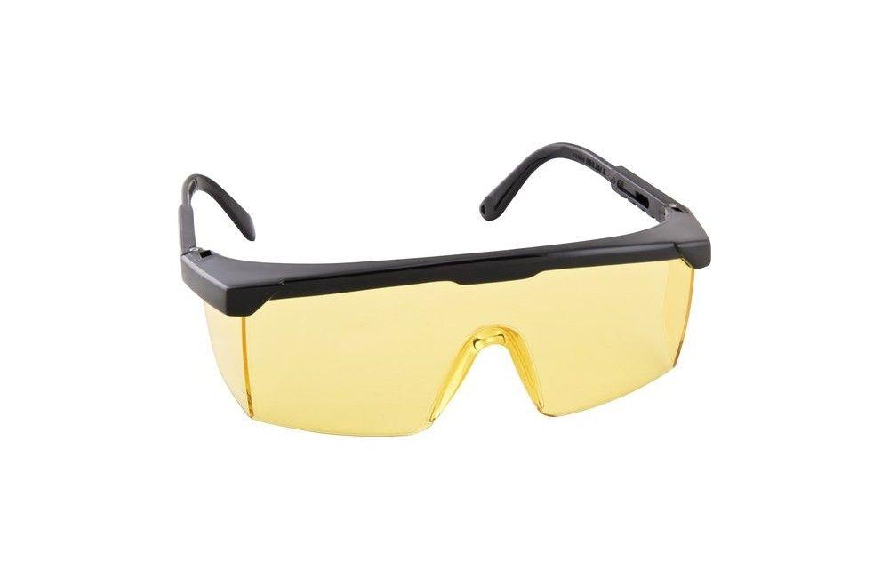 29c52e82c8f15 Óculos de Segurança Foxter Amarelo com Proteção Lateral - VONDER - COFERMETA  S.A ...