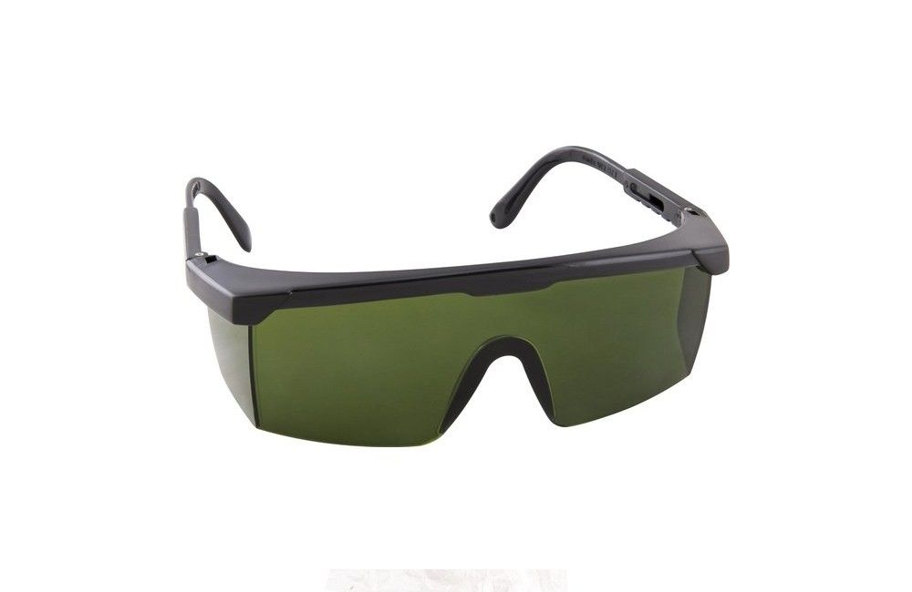 ed1b46f358aac Óculos de Segurança Foxter Verde com Proteção Lateral - VONDER - COFERMETA  S.A ...