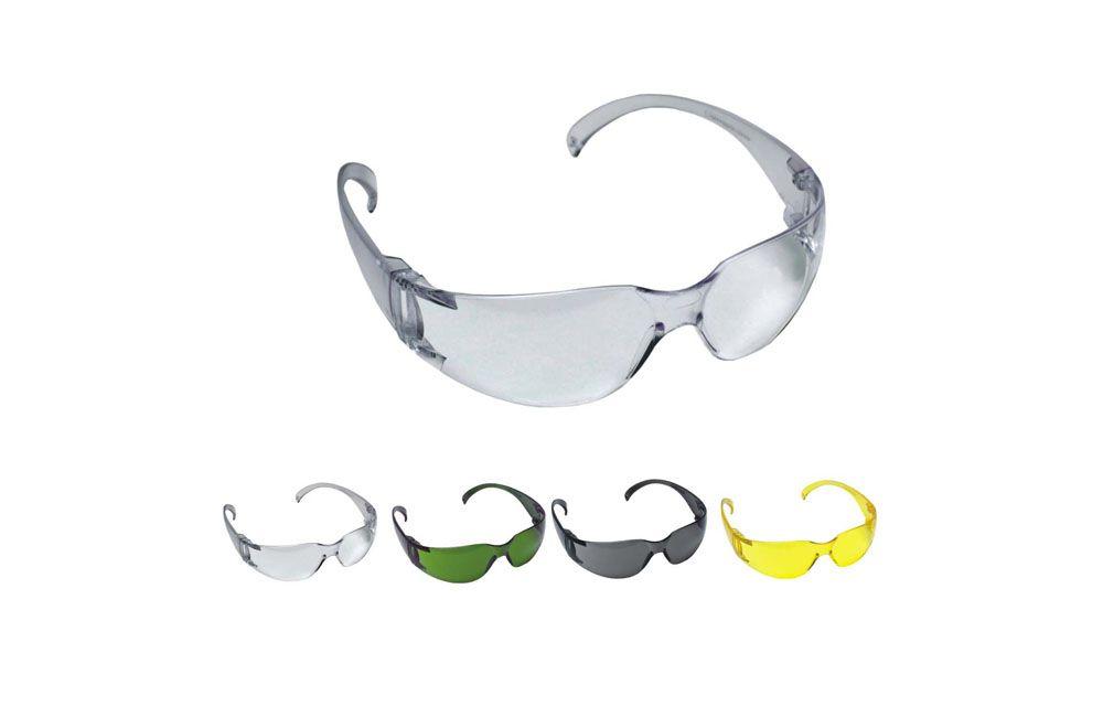 f338d60530213 Óculos de Segurança Super Vision Incolor - Carbografite
