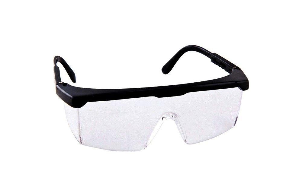 e7614e6b794f6 Óculos Proteção Lateral Incolor Foxter