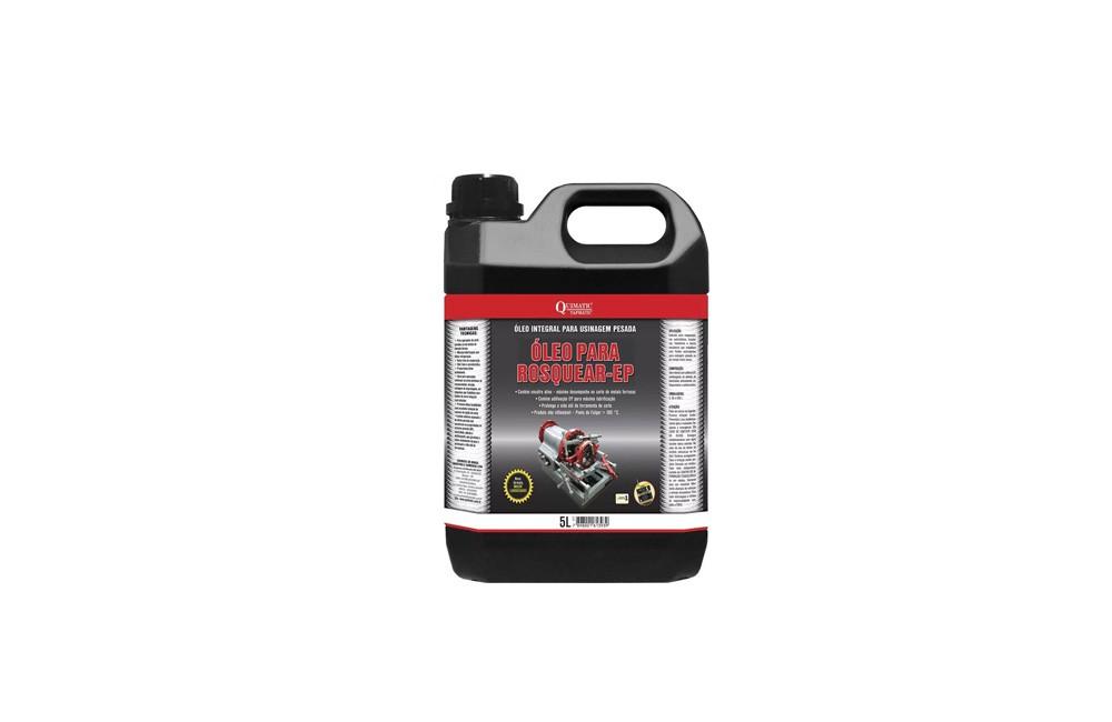 Óleo de Corte para Rosquear EP com 5 litros AP2 - Tapmatic