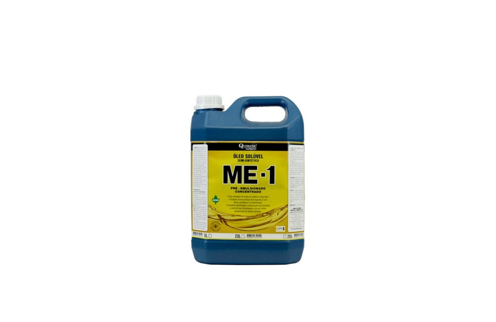 Óleo Solúvel Semi-Sintético de 5 litros ME-1 - Tapmatic
