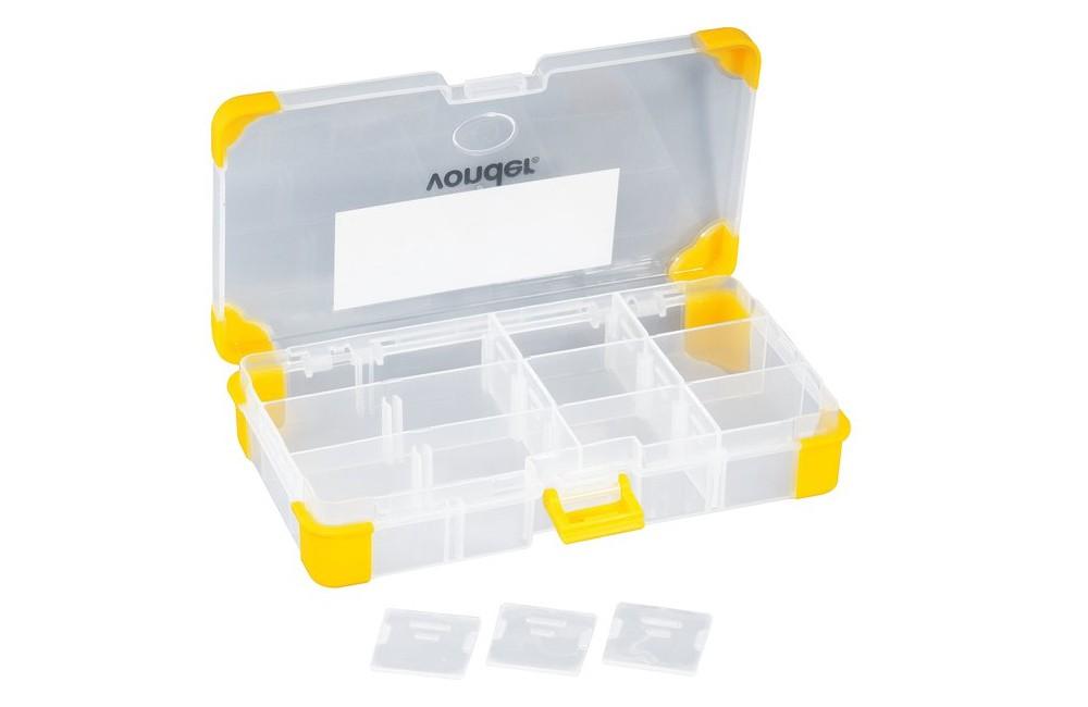 Organizador Plástico 12 Divisórias 200 x 115 x 35 OPV-070