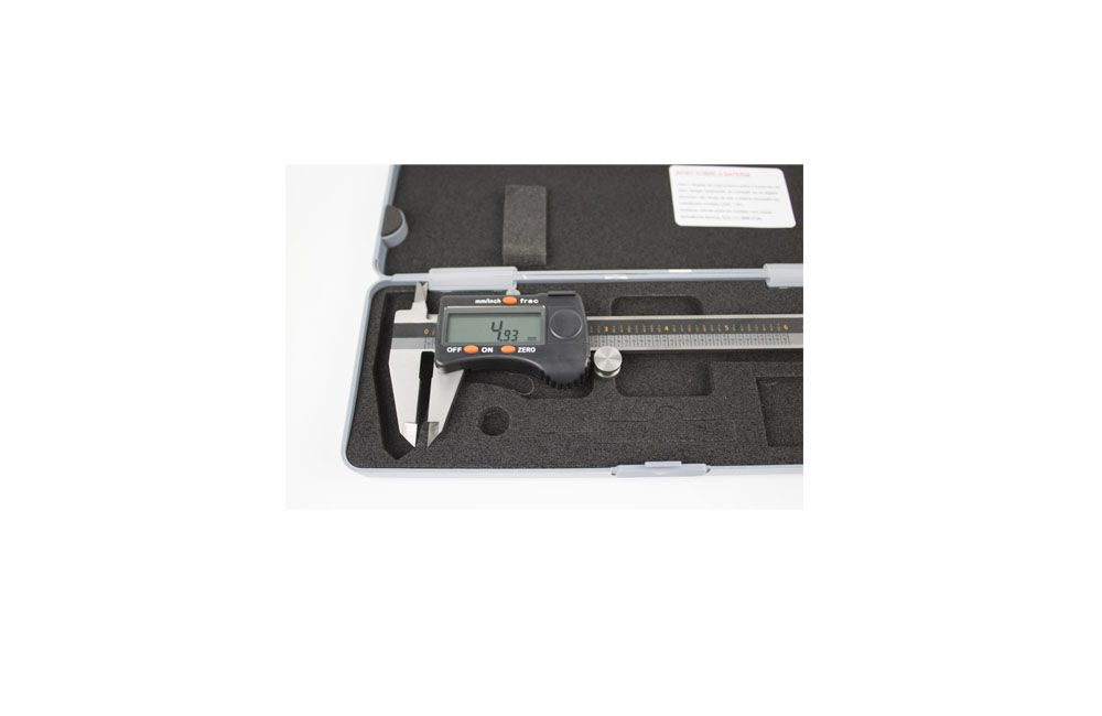 Paquímetro Digital 3 em 1 de 200 mm 100.171 - Digimess