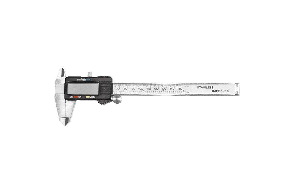 Paquímetro Digital de 0 a 150mm 316119 - MTX