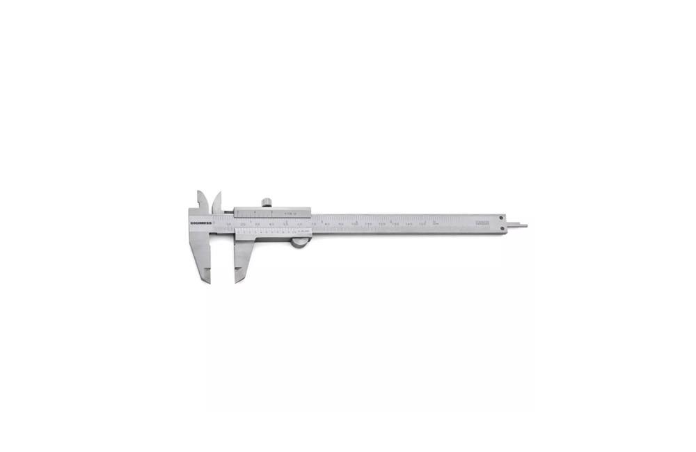 Paquímetro Universal Analógico de 200 mm 100.003 - Digimess