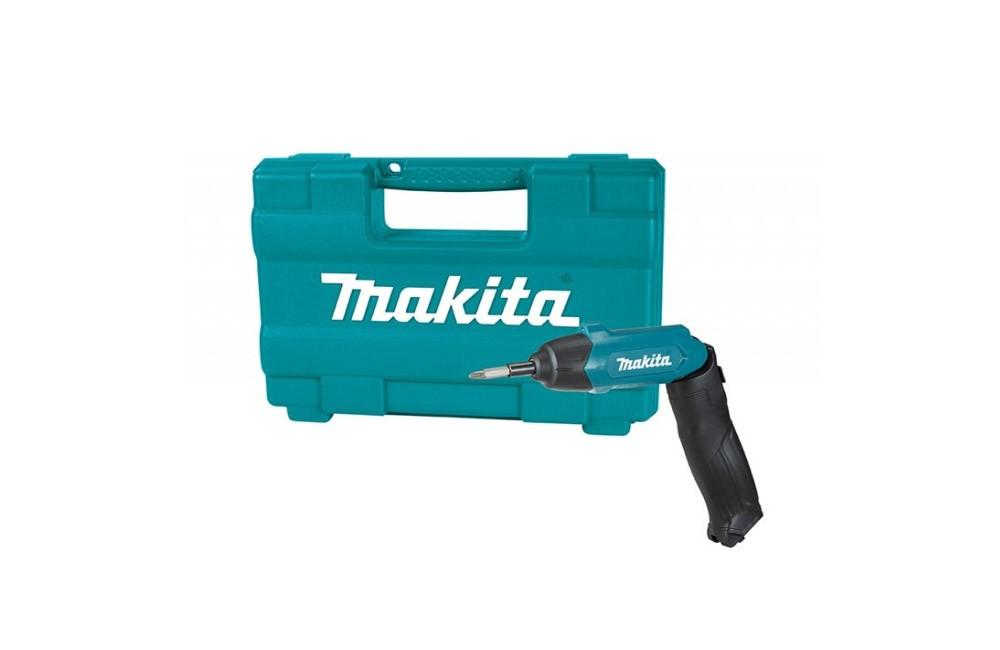 Parafusadeira Articulada com Kit de 81 peças DF001DW Bivolt - Makita