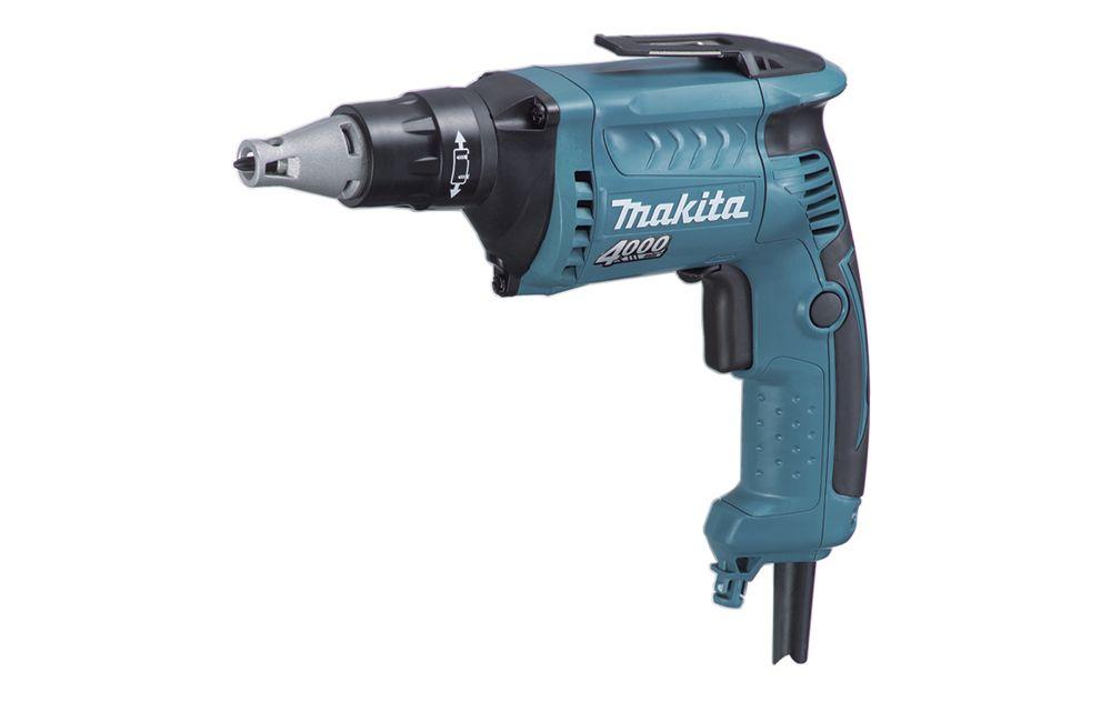 """Parafusadeira encaixe de 1/4"""" para Gesso FS4000 570W 110V - Makita"""