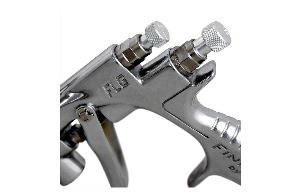 Pistola de Pintura de Gravidade HVLP Transtec Bico 1.3mm FLG-515-13 - DEVILBISS