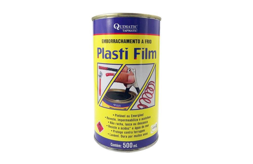 Plasti Filme Preto para Emborrachamento 500 ml