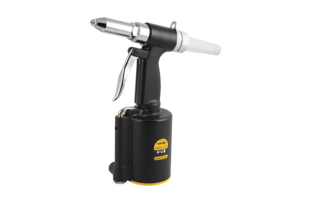 Rebitador Pneumático para Rebites até 4,8mm RPV-480 - Vonder