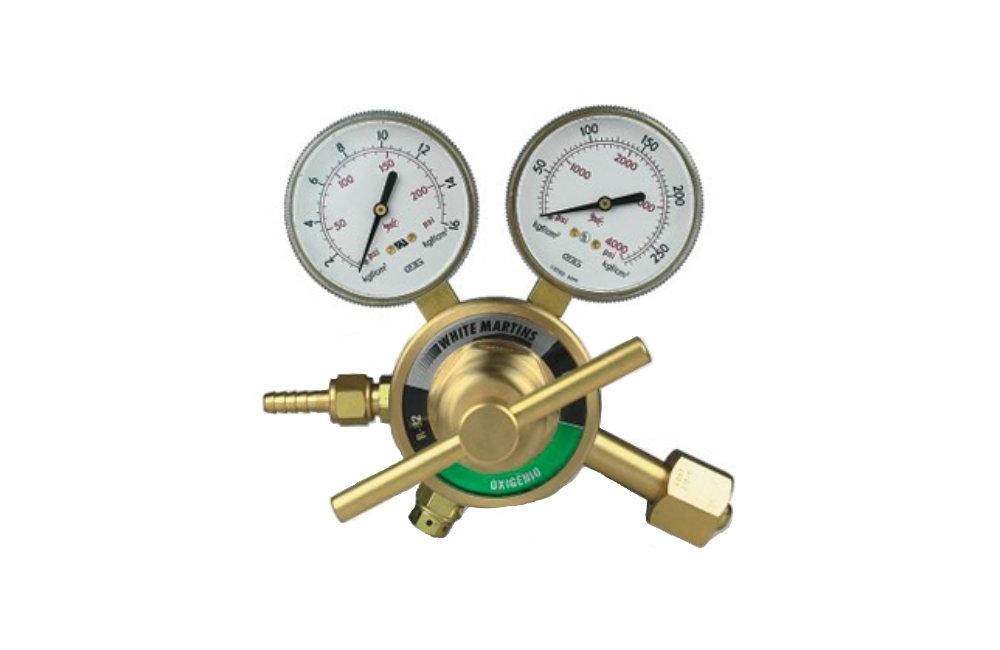 Regulador de Pressão Oxigênio R82 OX PROSTAR - WHITE MARTINS