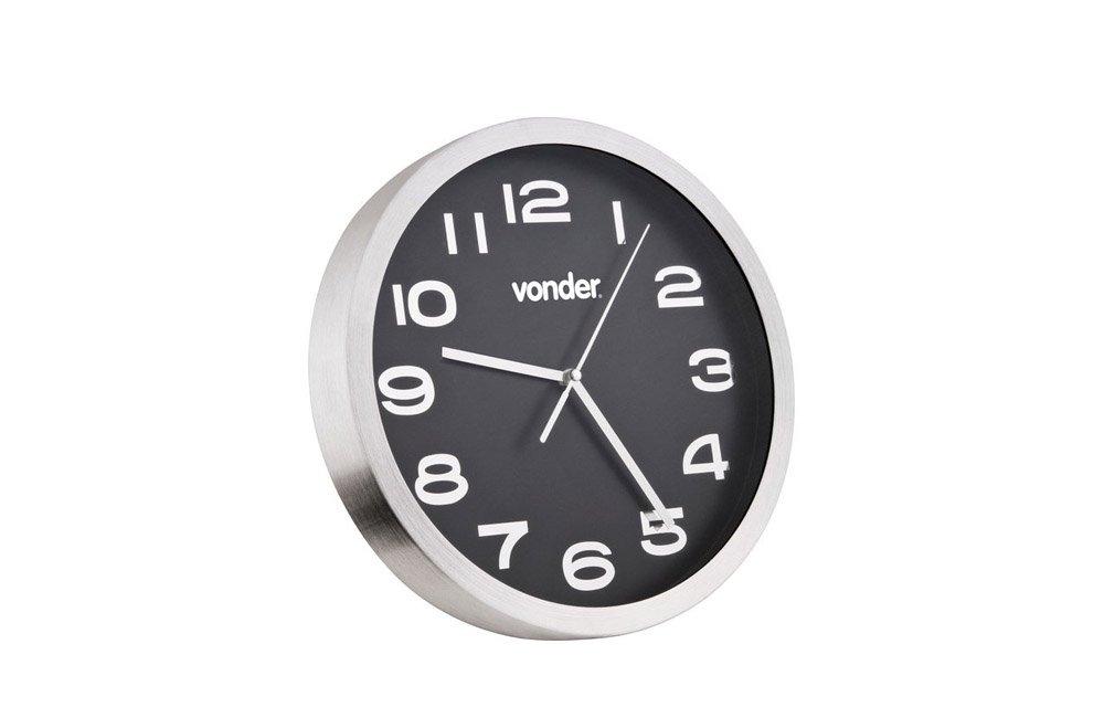 7157cabcbc5 Relógio de Parede 360mm sem Pilha - Vonder - COFERMETA S.A ...