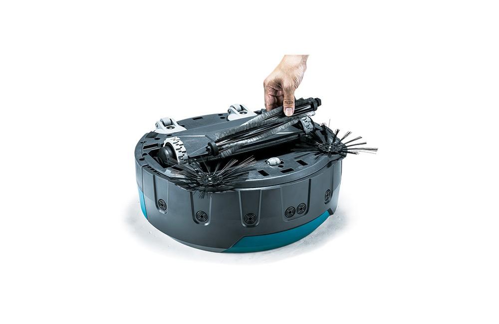 Robô Aspirador de Pó à Bateria DRC200Z sem Bateria e sem Carregador - Makita