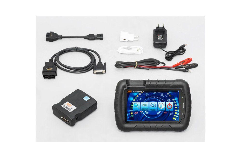 Scanner 3 Automotivo com Tablet Raven 108800