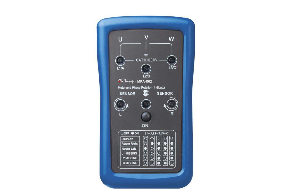 Sequencímetro/Fasímetro  600V MFA-862 - MINIPA