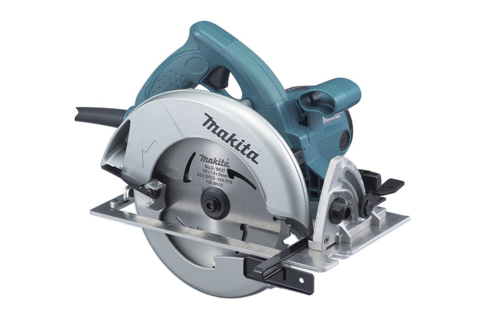 "Serra Circular Manual  7.1/4"" 5007N 1800W 110V - Makita"