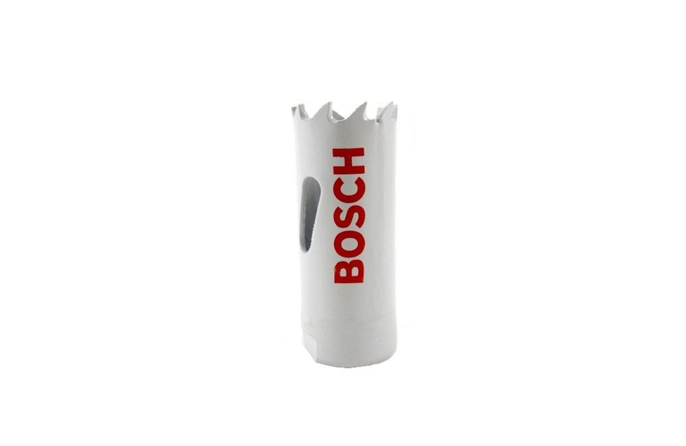 Serra Copo Bimetal HSS 22mm'' - Bosch