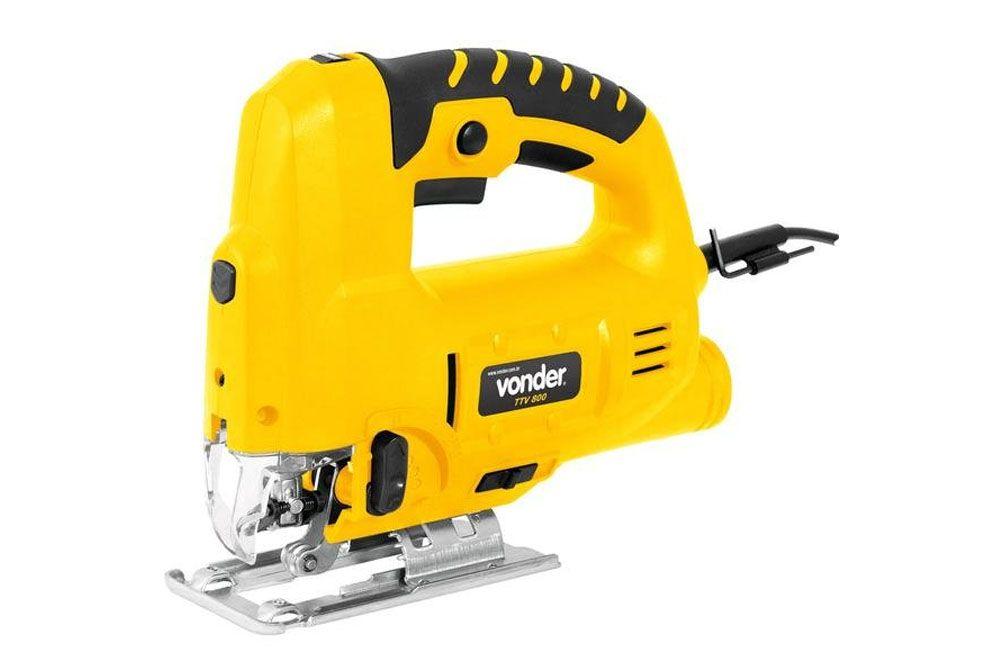 Serra Tico-Tico Vel. variável 800w  TTV800 110v - VONDER