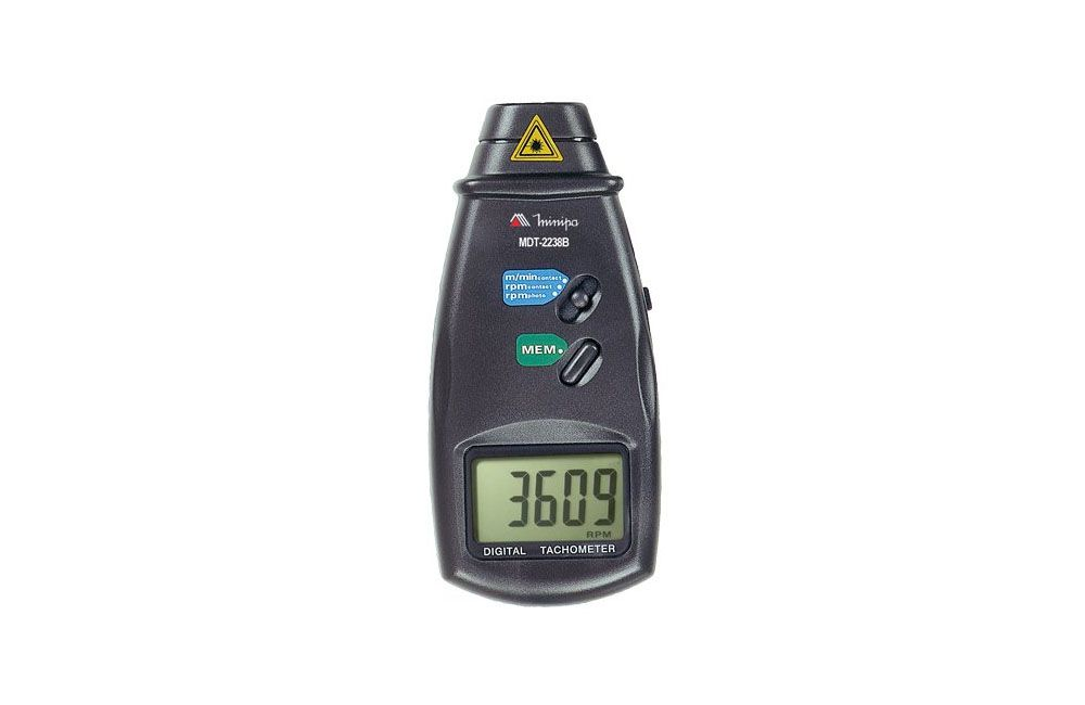 Tacômetro Digital Foto e Contato MDT-2238B - Minipa