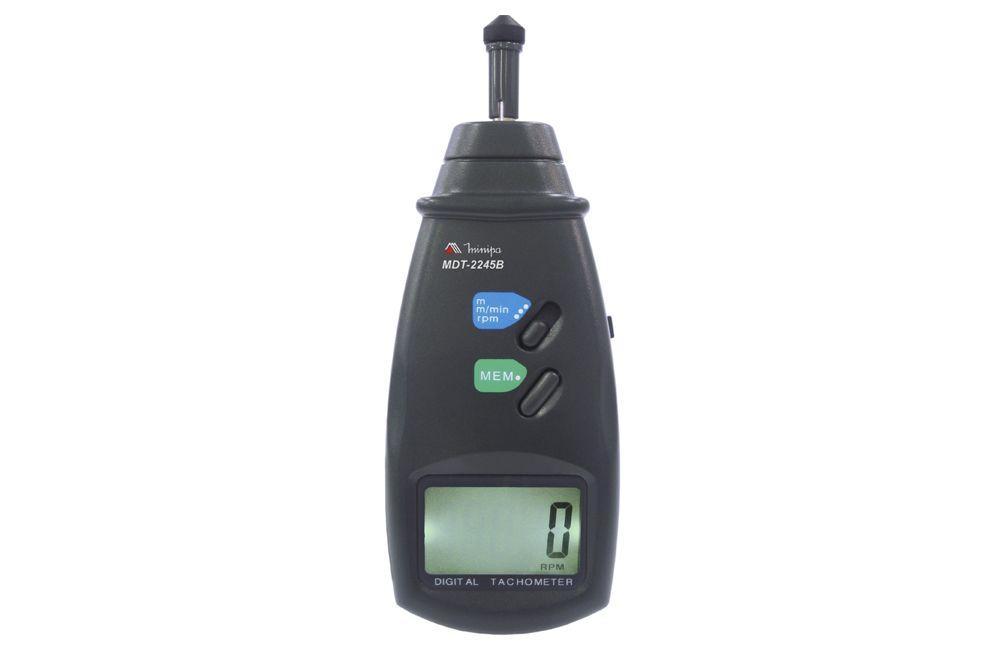Tacômetro Digital de Contato MDT-2245B