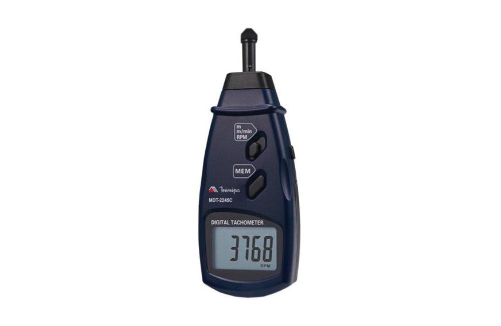 Tacômetro Digital de Contato MDT-2245C - MINIPA