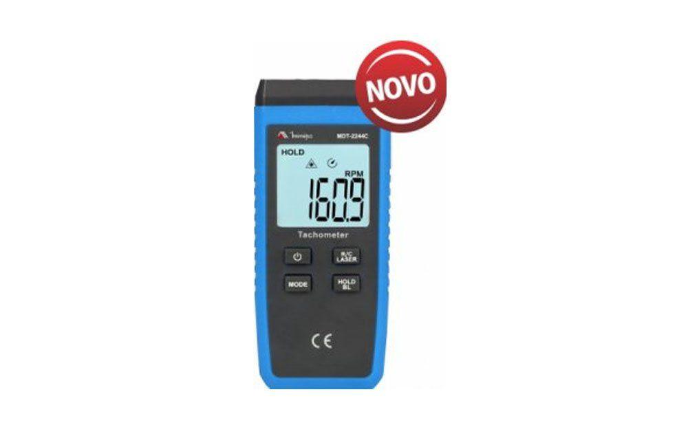 Tacômetro Digital Ótico / Foto MDT-2244C - Minipa