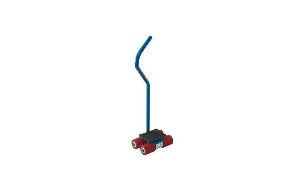 Carro Tartaruga Dianteira de 4 Ton com Roda de Poliuretano T4101 - Bovenau