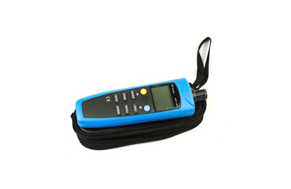 Termo-Higrômetro Digital com USB Minipa MTH-1365 - MINIPA