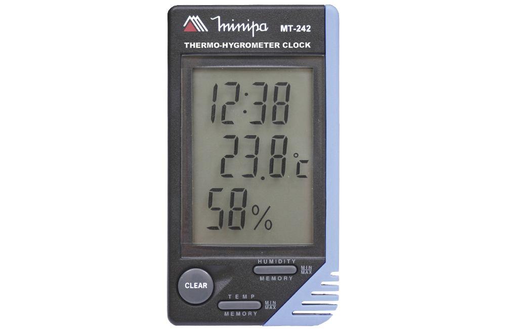 Termo-Higrômetro Digital MT-242