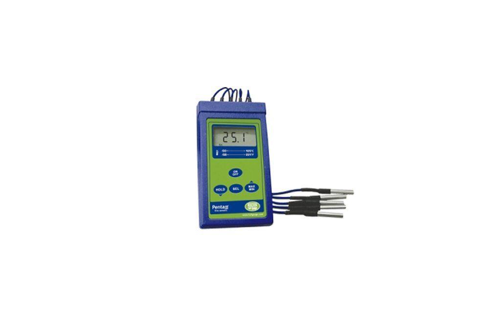 Termômetro Digital 5 Pontos Penta III - Full Gauge