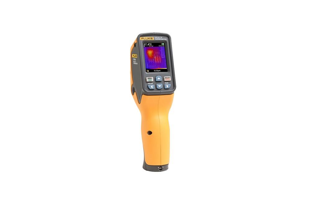 Termômetro Digital Infravermelho Visual de -10 a 250 Graus VT04A - Fluke