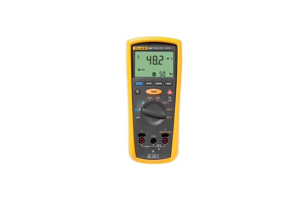 Testador de Isolação CA/CC de 50 a 1000V 1507 - Fluke