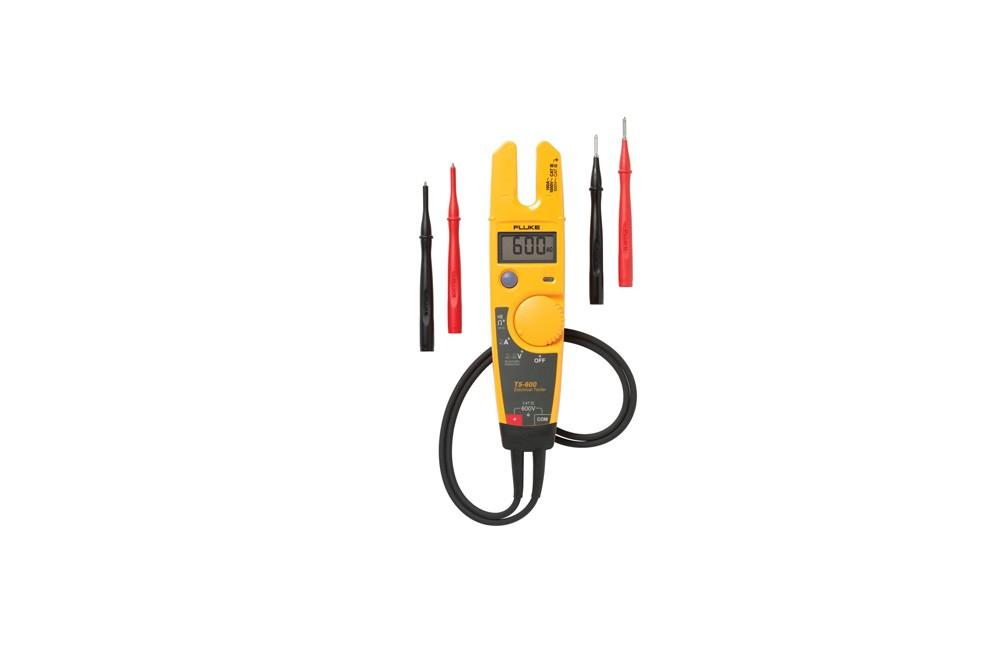 Testador de Tensão e Corrente T5-600 - Fluke